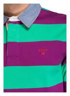 GANT Poloshirt, Farbe: HELLGRÜN/ LILA (Bild 1)