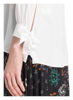 Dondup Blusenshirt mit 3/4-Arm, Farbe: WEISS (Bild 1)