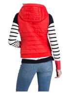 TAIFUN Steppweste , Farbe: ROT (Bild 1)