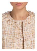 TALBOT RUNHOF Tweed-Bolero, Farbe: 038 rose sand gold (Bild 1)