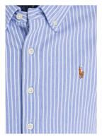 POLO RALPH LAUREN Hemd, Farbe: BLAU/ WEISS GESTREIFT (Bild 1)