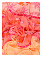 LIEBLINGSSTÜCK Schal MADELENE, Farbe: HELLORANGE/ HELLROT/ ROSA (Bild 1)