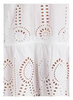 MELISSA ODABASH Strandkleid ASHLEY, Farbe: WEISS (Bild 1)