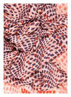 JIMMY CHOO Schal, Farbe: ROSA/ BLAU/ ROT (Bild 1)