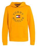 TOMMY HILFIGER Hoodie, Farbe: GELB (Bild 1)