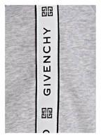 GIVENCHY Sweatjacke, Farbe: GRAU MELIERT (Bild 1)