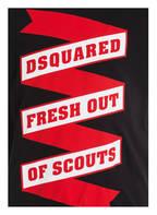 DSQUARED2 T-Shirt, Farbe: SCHWARZ (Bild 1)