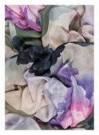 RIANI Tuch , Farbe: LILA/ GRÜN (Bild 1)
