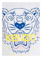 KENZO T-Shirt , Farbe: HELLGRAU MELIERT (Bild 1)
