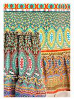 RIANI Top , Farbe: MINT/ ORANGE/ WEISS (Bild 1)
