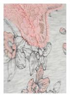 DARLING HARBOUR Schlaftop, Farbe: ROSA/ GRAU MELIERT (Bild 1)