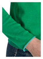 DARLING HARBOUR Strickjacke, Farbe: GRÜN (Bild 1)
