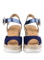UNISA Wedges CATORI, Farbe: BLAU (Bild 1)