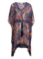 CYELL Kaftan ETERNAL SUNSHINE, Farbe: ROT/ BLAU/ GELB (Bild 1)