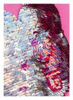 TOM TAILOR Longsleeve mit Wendepailletten-Besatz, Farbe: PINK (Bild 1)