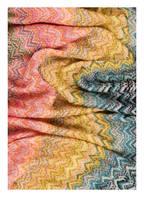 MISSONI Schal, Farbe: PINK/ ORANGE/ GRÜN (Bild 1)