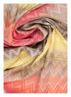 MISSONI Schal, Farbe: PINK/ GELB/ BEIGE (Bild 1)