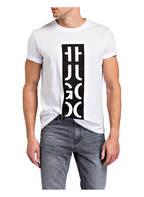 HUGO T-Shirt DARLON, Farbe: WEISS (Bild 1)