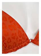 BANANA MOON COUTURE Triangel-Bikini-Top TOMARIN INYO, Farbe: ORANGE (Bild 1)