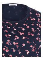 mey Nachthemd , Farbe: DUNKELBLAU/ ROSÉ (Bild 1)