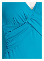 Charmline Badeanzug BASIC, Farbe: TÜRKIS (Bild 1)