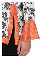 IVI collection Tunika mit Seidenanteil , Farbe: CREME/ BEIGE/ ORANGE (Bild 1)