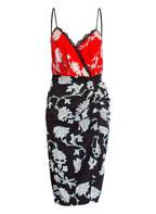 DIANE VON FURSTENBERG Kleid EBONY, Farbe: ROT/ SCHWARZ (Bild 1)