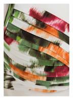 MARYAN MEHLHORN Bügel-Bikini CHINÉ, Farbe: GRÜN/ ROT/ WEISS (Bild 1)