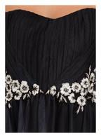 MARCHESA NOTTE Abendkleid , Farbe: SCHWARZ/ GRAU (Bild 1)