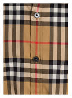 BURBERRY Hemd, Farbe: CAMEL/ SCHWARZ/ ROT KARIERT (Bild 1)