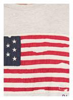 POLO RALPH LAUREN T-Shirt, Farbe: HELLGRAU MELIERT (Bild 1)