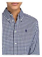 POLO RALPH LAUREN Bluse, Farbe: NAVY/ WEISS KARIERT (Bild 1)