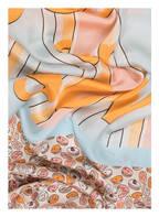 MARCCAIN Seidenschal , Farbe: 453 MANDARIN (Bild 1)