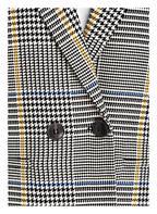 ANINE BING Blazer , Farbe: CREME/ SCHWARZ/ BLAU KARIERT (Bild 1)