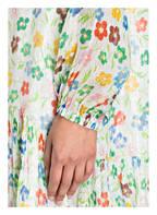 ESSENTIEL ANTWERP Kleid SERCI, Farbe: OFFWHITE/ GRÜN/ BLAU (Bild 1)