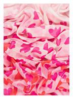 CODELLO Schal, Farbe: HELLROSA/ PINK/ ROT (Bild 1)