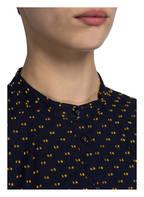 BAUM UND PFERDGARTEN Kleid ALEXY , Farbe: DUNKELBLAU/ GELB (Bild 1)