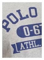 POLO RALPH LAUREN T-Shirt, Farbe: GRAU MELIERT (Bild 1)