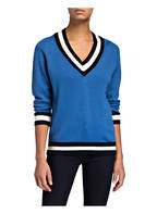 CLAUDIE PIERLOT Pullover MIKE, Farbe: BLUE (Bild 1)