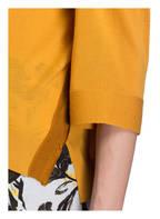 DOROTHEE SCHUMACHER Pullover mit 3/4-Arm, Farbe: GELB (Bild 1)