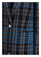 CLAUDIE PIERLOT Blazer VIRGINIO , Farbe: SCHWARZ/ BLAU/ WEISS (Bild 1)