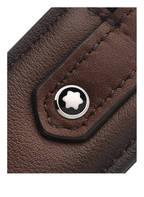 MONTBLANC Schlüsselanhänger SFUMATO, Farbe: BRAUN  (Bild 1)