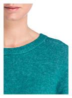 SAMSØE & SAMSØE Pullover mit Alpaka-Anteil, Farbe: TÜRKIS (Bild 1)