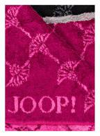 JOOP! Duschtuch CORNFLOWER , Farbe: PINK/ GRAU (Bild 1)
