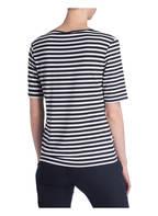 JOY sportswear T-Shirt ALLISON, Farbe: DUNKELBLAU/ WEISS (Bild 1)