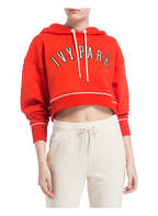 IVY PARK Cropped-Hoodie, Farbe: ROT (Bild 1)