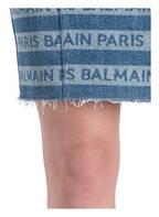 BALMAIN Jeansrock, Farbe: BLAU/ HELLBLAU (Bild 1)