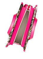 GUCCI Handtasche FLORA, Farbe: FUXIA FLUO MULTI (Bild 1)