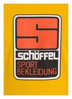 Schöffel T-Shirt KITIMAT, Farbe: DUNKELGELB (Bild 1)