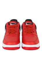 Nike Sneaker AIR FORCE 1 '07 LV8, Farbe: SCHWARZ/ ROT (Bild 1)